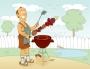 1618362_kok-barbecue-man-hond-zon-rook